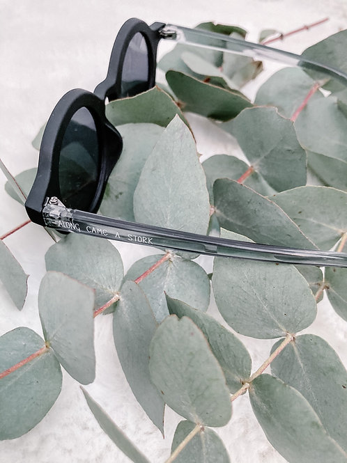 IBIZA Sunglasses in Anthracite