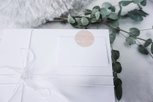 Gift Box & Wrapping