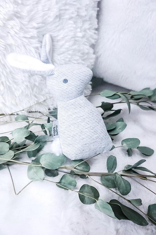 Grey Rabbit Rattle