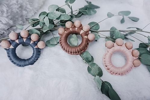 Wooden Teething Ring