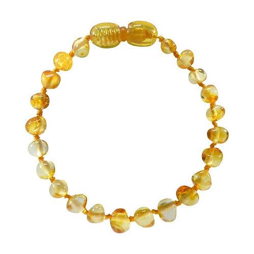 Honey Teething Bracelet