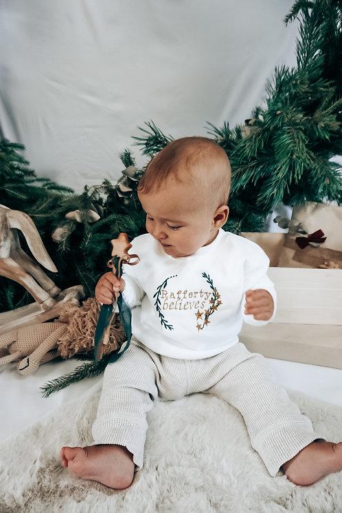 White Christmas Sweatshirt - Various Designs