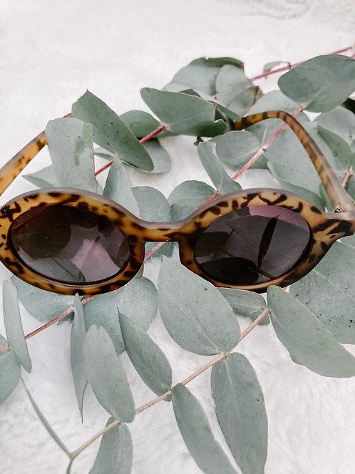 IBIZA Sunglasses in Leopard