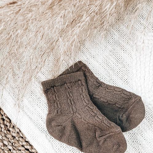 Hazel Link Socks