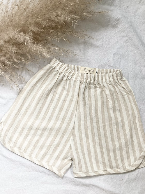 Stripe Runner Shorts
