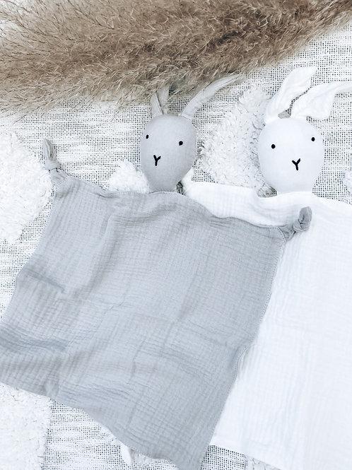 Rabbit Muslin Comforter