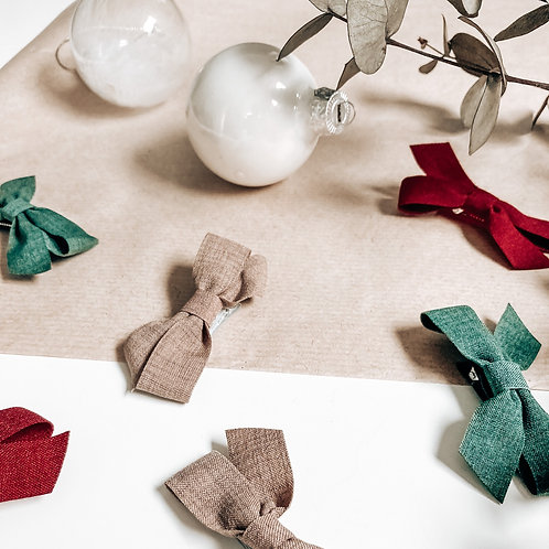 Christmas Bows (2 Pack)