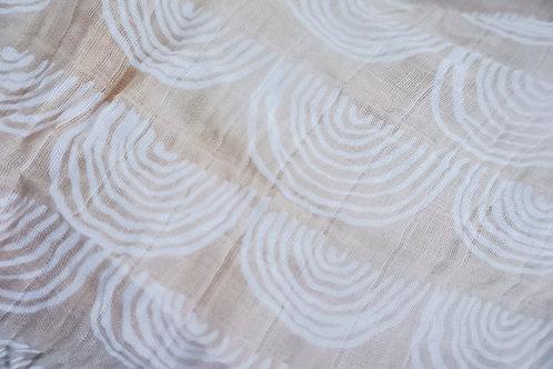 Rainbow Muslin Blanket (120x120cm)