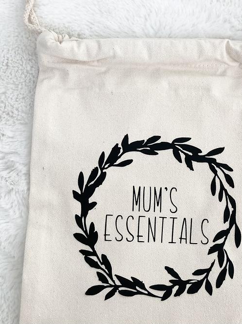Mum's Essentials Hospital Bag Organiser