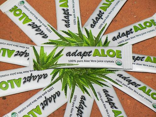 Adapt Aloe Freeze Dried Aloe Packets