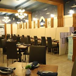 Restaurant Design & Build