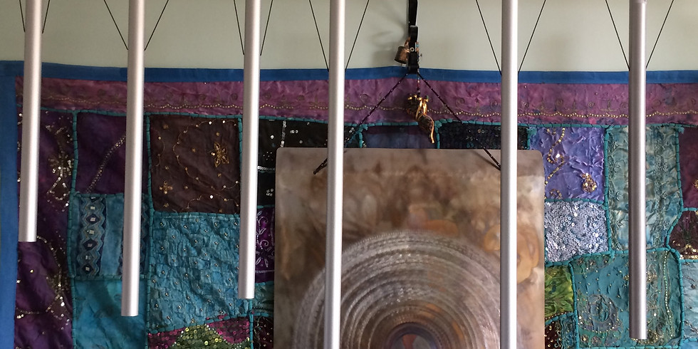 Gong Gathering/Sound Journey  Remotely sent to you through the Ether