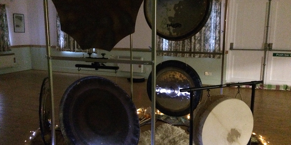 Gong Gathering/Sound Journey Playden – Afternoon Session (2)
