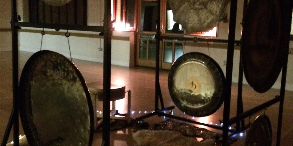 Gong Gathering/Sound Journey Playden –Afternoon Session