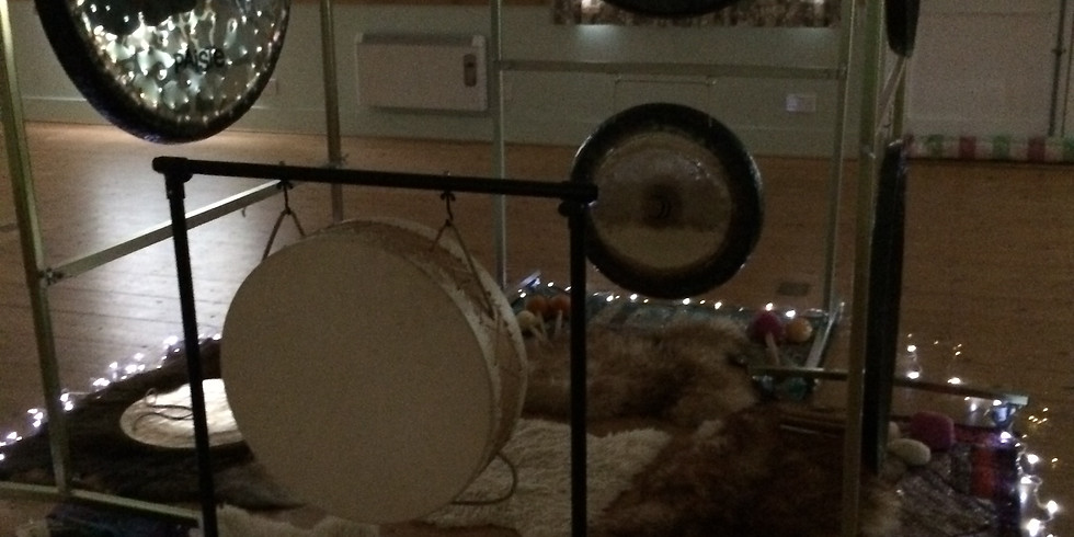 Gong Gathering/Sound Journey Playden –Evening Session