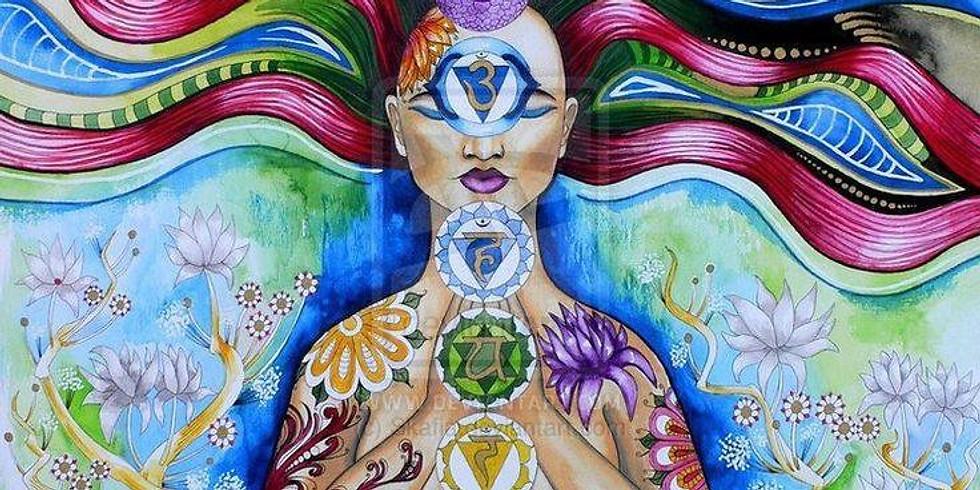 Meditation, Yin Yoga and Gong Journey