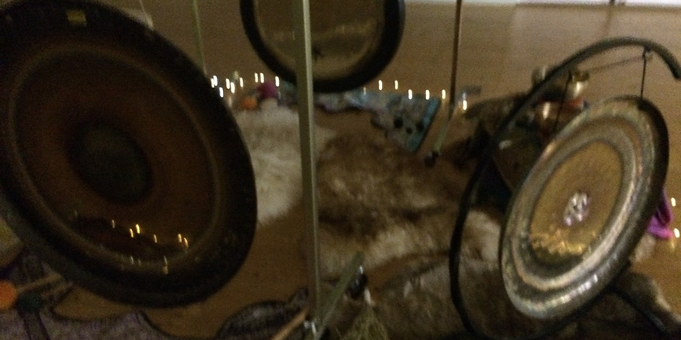 Gong Gathering/Sound Journey Playden – Evening Session