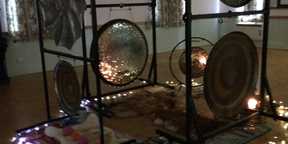 Gong Gathering Sound Journey at Playden Evening session