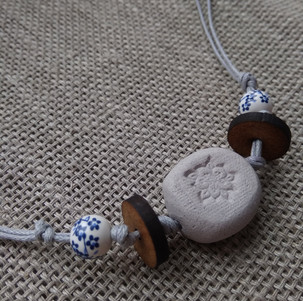 """Collection""""Baltic spirit"""". Necklace 7"""