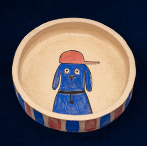 Bowl for a doggo
