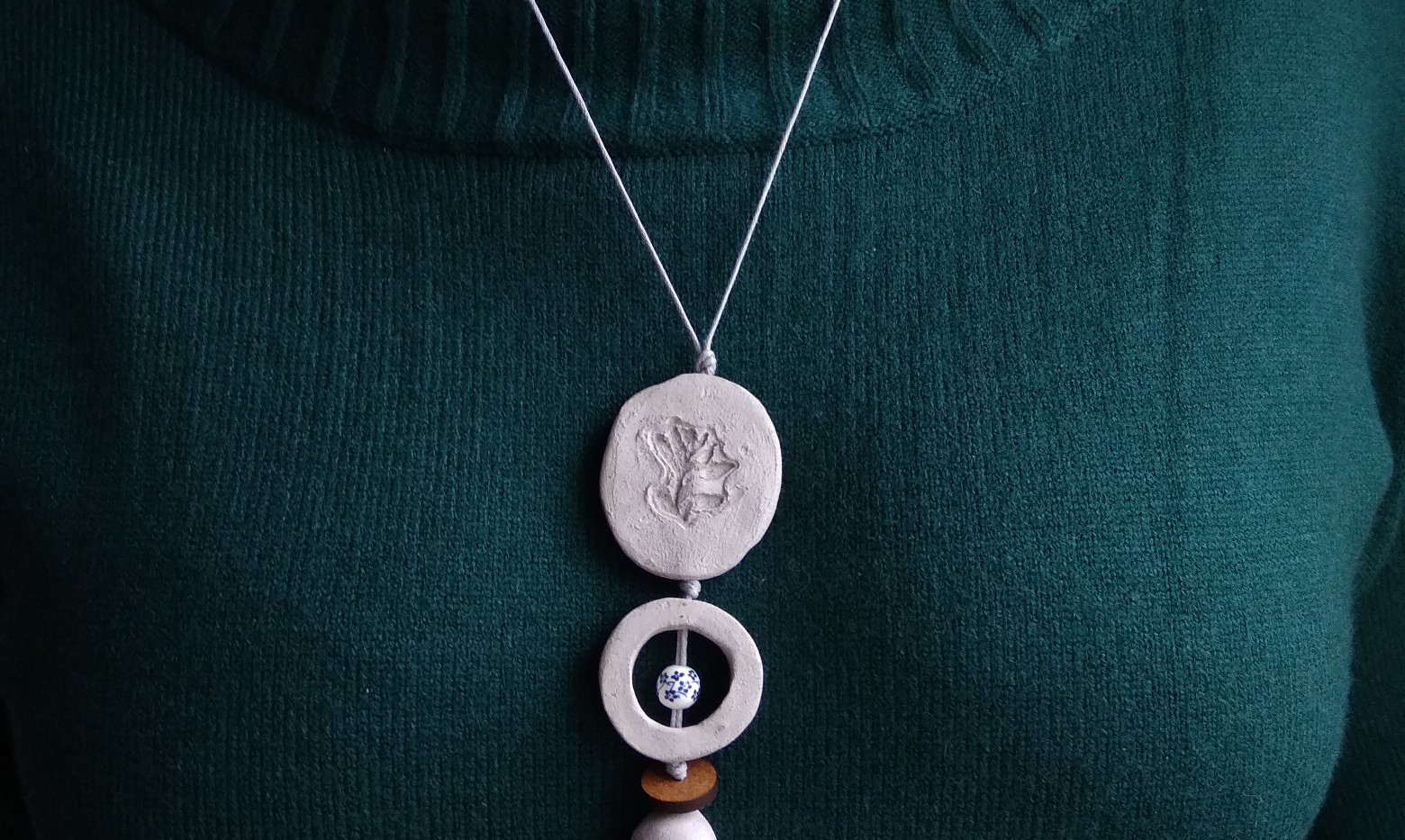 """Collection""""Baltic spirit"""". Necklace 4"""