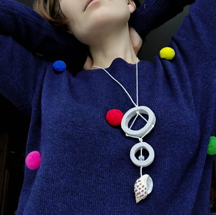 """Collection""""Baltic spirit"""". Necklace 2"""