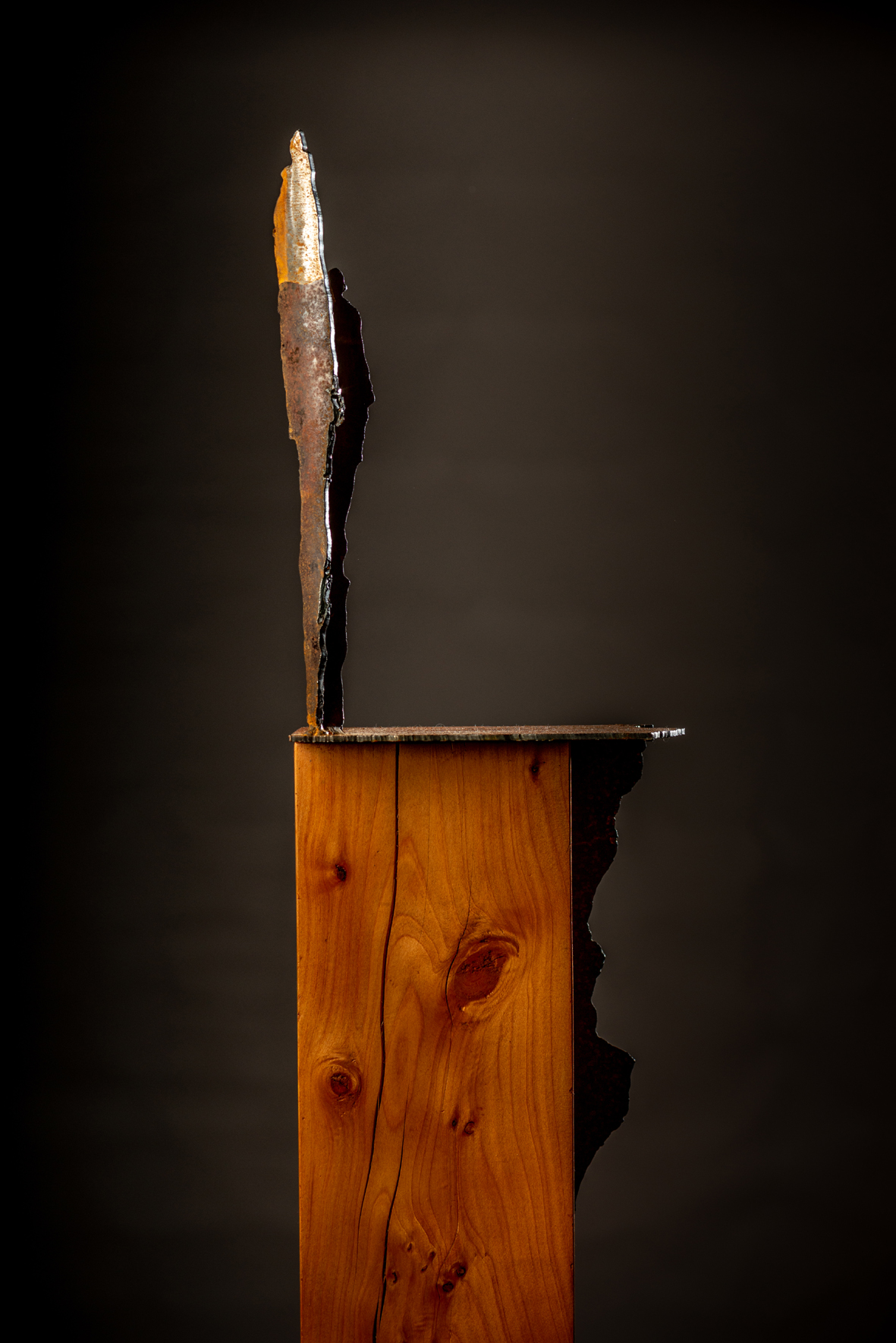 The sharp edge, sold
