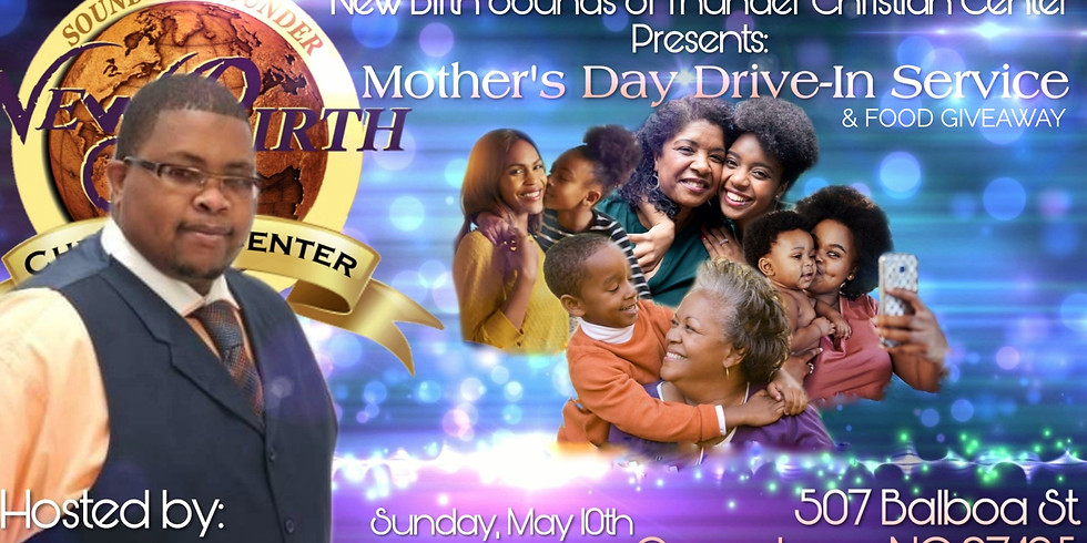 Mother's Day FREE Food Giveaway