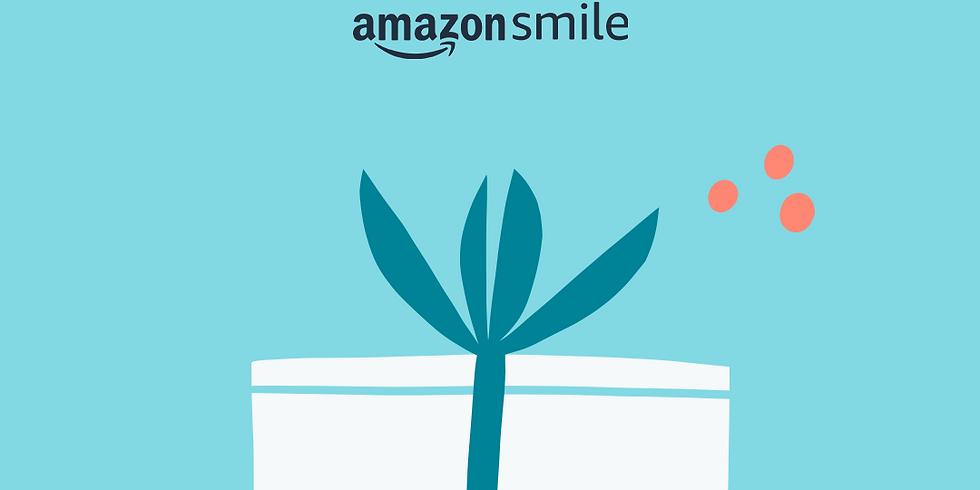 Amazon Smile Supports the Nehemiah Center