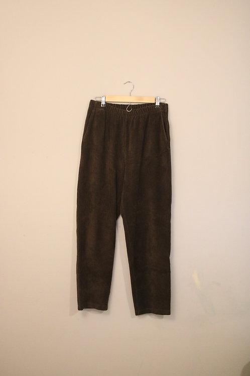 M Land's End Corduroy Pants