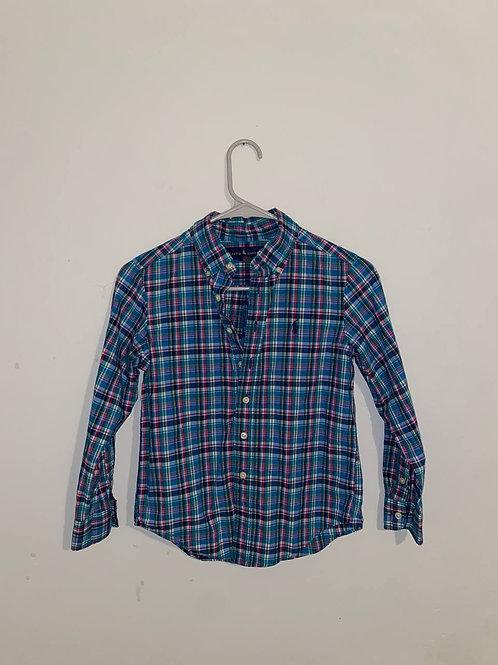 Size 8 Ralph Lauren Longsleeve Dress Shirt