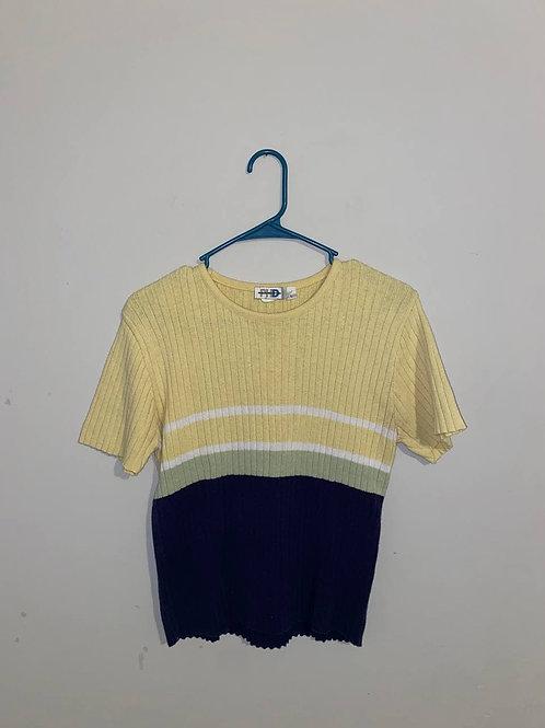 L Paul Harris Design Shortsleeve Sweater