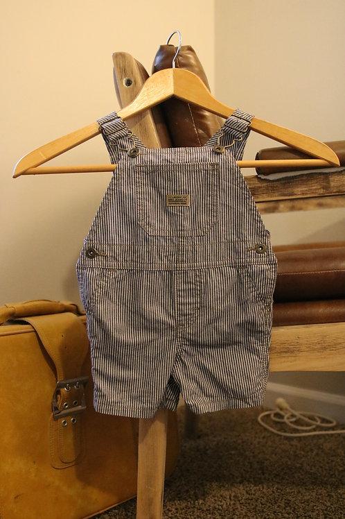 12 M. Wrangler Jeans Co. Overalls