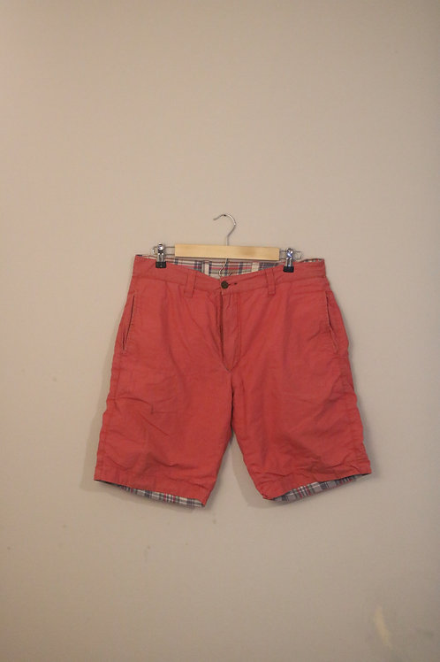 Size 32 Authentic Indian Madras Reversible Shorts