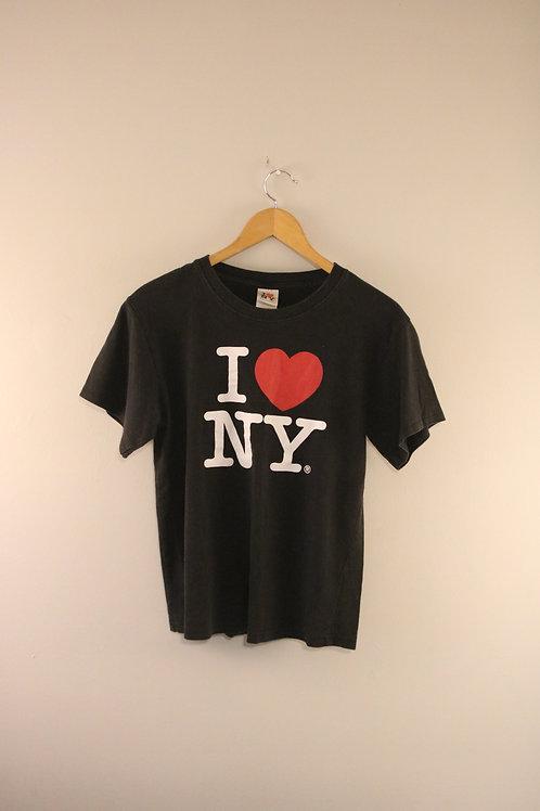 S (Adult) I <3 NY T-shirt