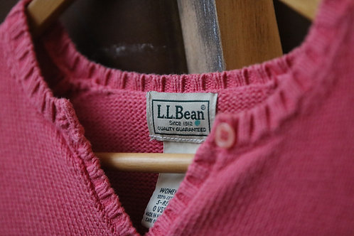 S L.L. Bean Sweater