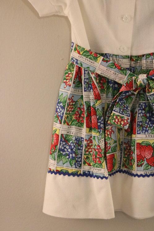 2T Vintage Dress