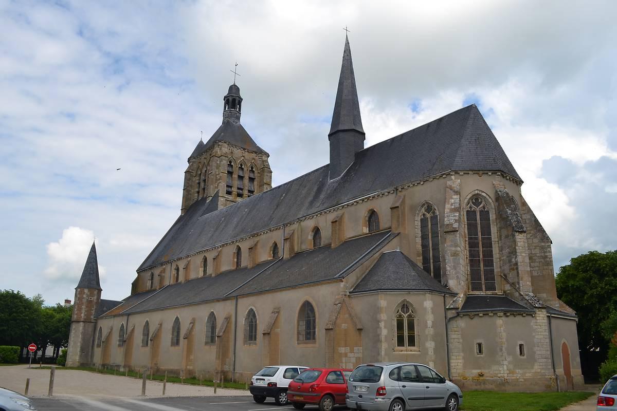 Eglise St Symphorien