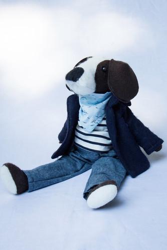 Rufus The Hound Dog
