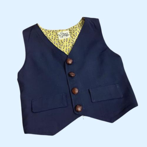 Rag Vest  for Boy  (2-10 Years)