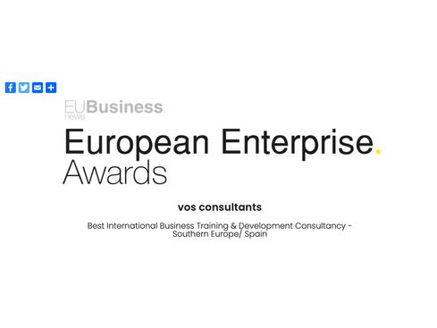 EU Business News Announce the Winners of the 2020 EU Enterprise Awards