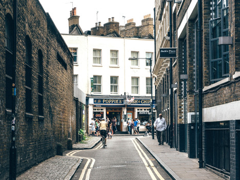 The continued demise of the UK High Street