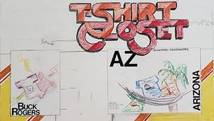 t-shirt closet