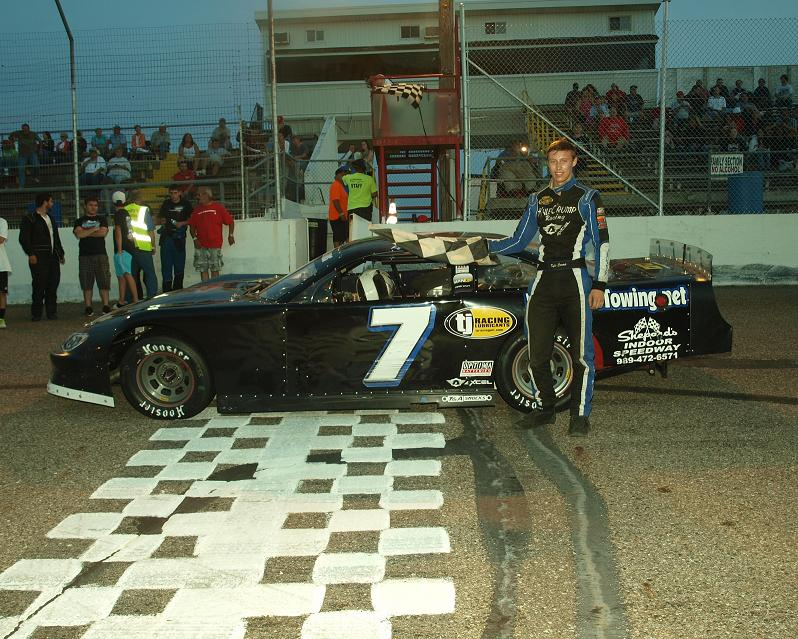 Kyle Owosso Win 082314