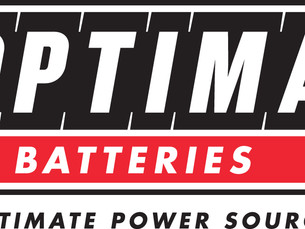 OPTIMA Batteries back for 2016