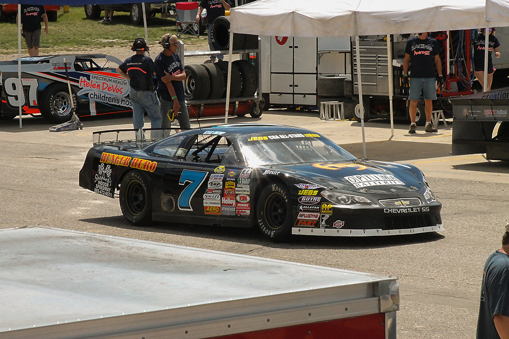 Berlin Raceway Super Late Model