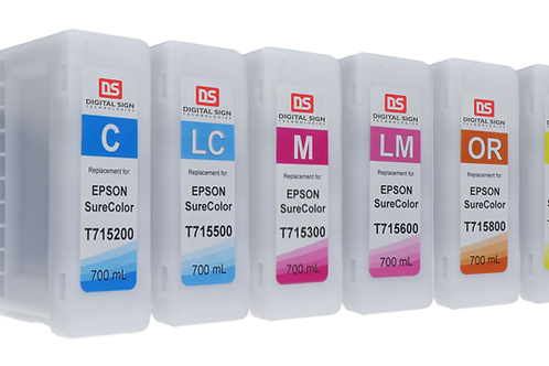 Epson Surecolor Ultrchrome GSX Ink Cartridge
