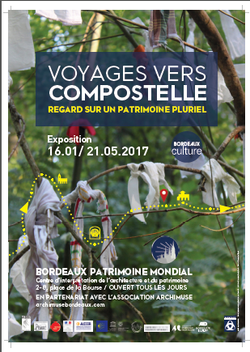Voyage vers Compostelle ©Archimuse