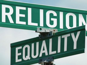 Losing My Religion For Equality