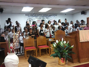 The Congress Of Christian Education Brings In The Summer With A Blast